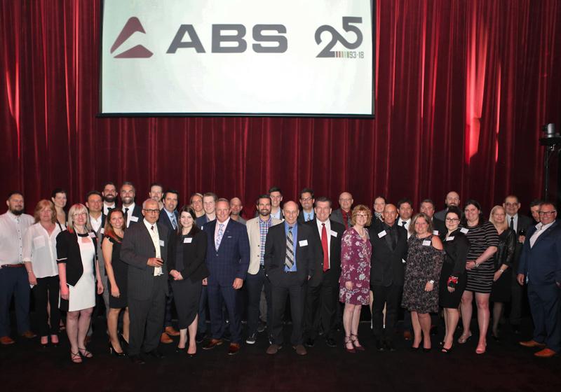 Groupe ABS célèbre en grand son 25e anniversaire